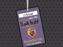 Chloé and the Dark Light (young adult novel)