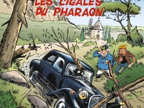 Léo Loden #24 : Les Cigales du Pharaon